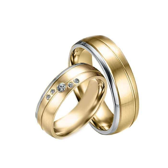 """Vestuviniai žiedai """"Hypsoe Nr.2"""""""